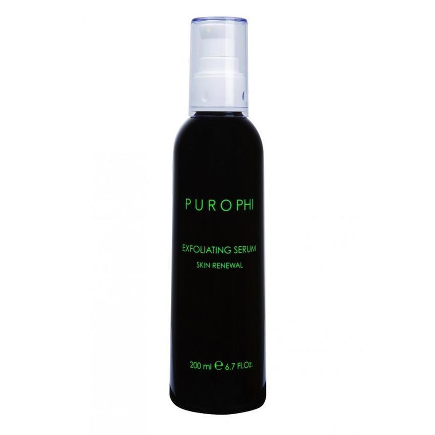 Exfoliating serum siero esfoliante purophi