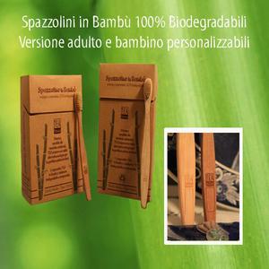 Spazzolino Bambini - Setole Medie | Tea Natura