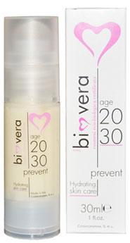 Crema Viso 20-30 Prevenire - Biovera   Biovera