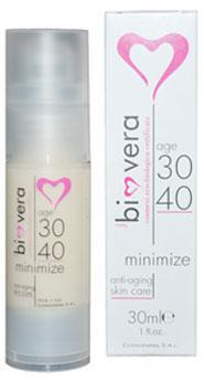 Crema Viso 30-40 Minimizzare - Biovera | Biovera