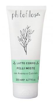 Latte Corpo Pelli Miste  | Phitofilos