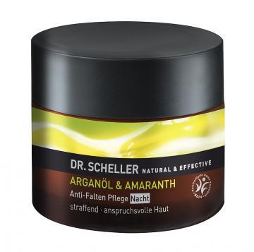 Crema Notte all'Argan e Amaranto - Dr Scheller | Dr. Scheller