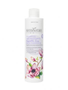 Shampoo Volumizzante Capelli Fini alla Magnolia | MaterNatura