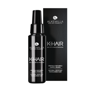 Cristalli Capelli Biondi K-Hair | Alkemilla