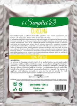 Curcuma - I Semplici | Phitofilos