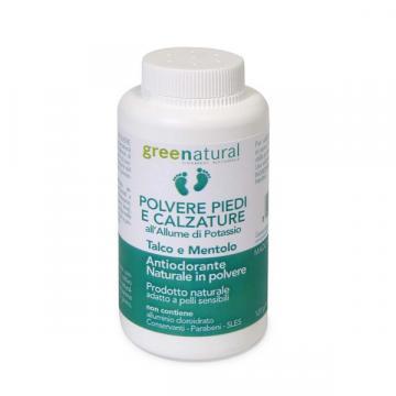 Deodorante Polvere Piedi e Calzature | Greenatural