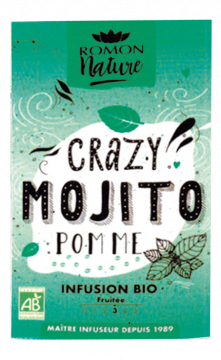 Crazy Mojito Infuso Biologico | Ramon Nature
