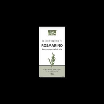 Olio Essenziale Biologico di Rosmarino   Bio Essenze