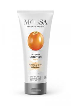 Intense Nutrition Oil Infused - Body Lotion   Mossa