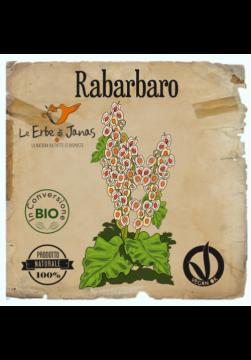 Rabarbaro | Le Erbe Di Janas