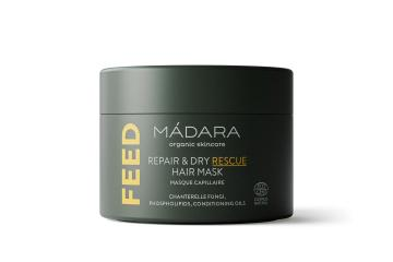 Feed Rapair & Dry Rescue Hair Mask | Madara