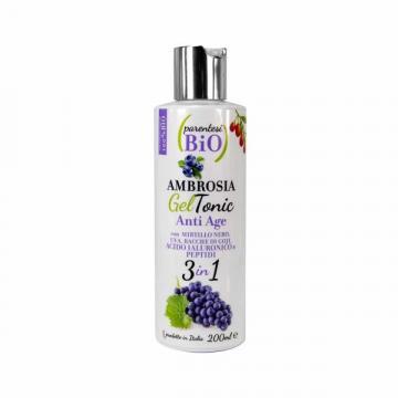 Ambrosia Gel Tonic 200ml | Parentesi Bio