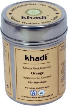 Maschera all'Arancia - Khadi | Khadi