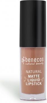 Desert Rose Matte Liquid Lipstick | Benecos