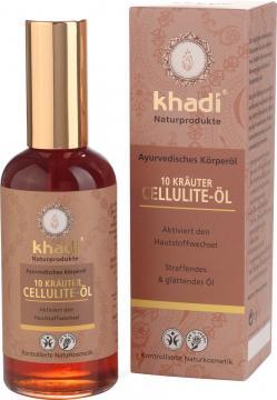 Olio alle 10 Erbe Anticellulite - Khadi | Khadi