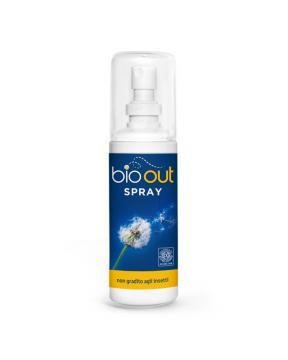 Bio Out Spray per Ambienti Antizanzare | Bio Out