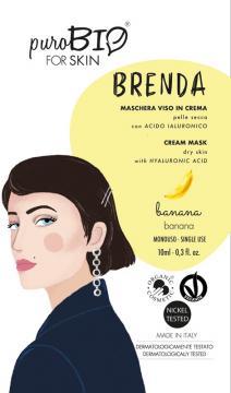 Banana - Maschera Brenda | Purobio