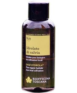 Idrolato di Salvia - Biofficina Toscana | Biofficina Toscana