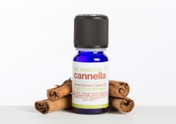 Olio Essenziale di Cannella - La Saponaria | La Saponaria