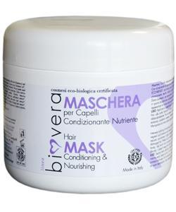 Maschera Nutriente Capelli - Biovera | Biovera