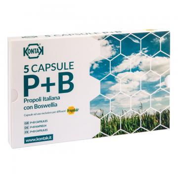 CAPSULE PROPOLI P+B PROPOLI E BOSWELLIA | Kontak
