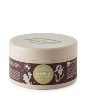Crema corpo idratante, Sorbetto di fiori e radici | La Saponaria