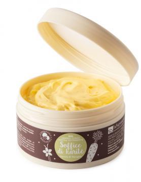 Crema corpo nutriente, Soffice di Karitè | La Saponaria