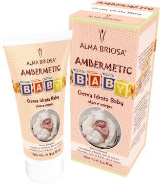 Ambermetic Crema Idrata Baby - Alma Briosa | Alma Briosa