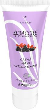 4 Bacche Essential Crema Mani Antiossidante - Alma Briosa | Alma Briosa