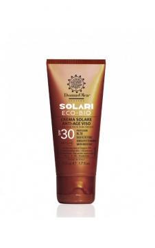 Crema Solare Anti-Age Viso SPF 30 | Domus Olea Toscana