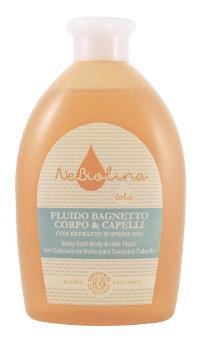 Fluido Bagnetto Corpo e Capelli - Nebiolina | Nebiolina