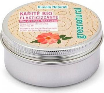 Burro di Karitè Bio e Olio di Rosa Mosqueta - Greenatural | Greenatural