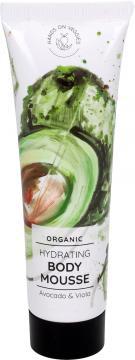 150-Body Mousse Hydrating Avocado & Viola | Hands On Veggies
