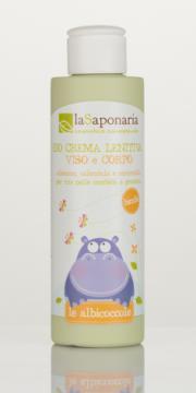 Bio Crema Lenitiva Viso e Corpo 'Le Albicoccole' - La Saponaria | La Saponaria