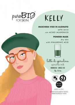 Latte di Spirulina - Maschera Kelly   Purobio