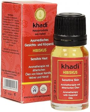 Olio Mini all' Ibisco - Khadi  | Khadi