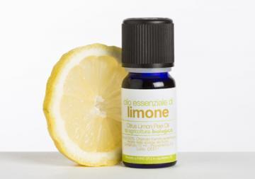 Olio Essenziale di Limone - La Saponaria | La Saponaria