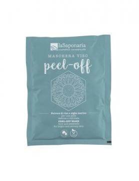 Maschera Viso Peel-Off | La Saponaria