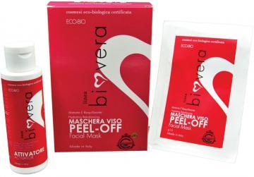 Maschera Viso Peel-Off   Biovera