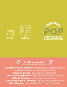 No Stress - Detergente Viso Lenitivo Solido | La Saponaria