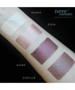 Acero/Brown | Neve Cosmetics
