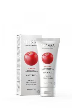 5 Minute Peeling Mask - Juicy Peel | Mossa