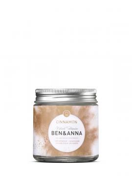 Polvere Dentifricia Cinnamon | Ben & Anna