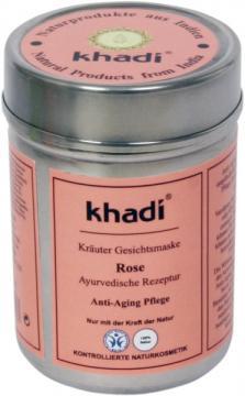 Maschera alla Rosa - Khadi   Khadi