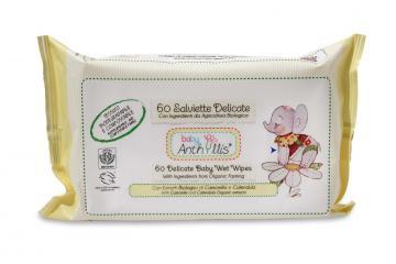 Salviette Delicate BioBaby - Anthyllis Baby | Anthyllis Baby
