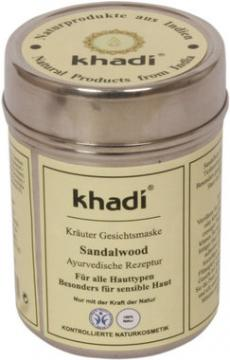 Maschera al Sandalo - Khadi | Khadi