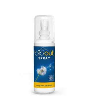 Bio Out Spray Antizanzare | Bio Out