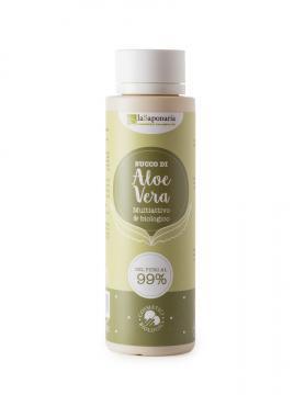 Succo di Aloe, Gel di Aloe Vera Puro 99%   La Saponaria