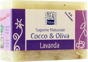 Sapone Naturale con Lavanda - Tea Natura | Tea Natura