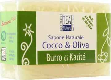 Sapone Naturale al Burro di Karitè - Tea Natura | Tea Natura